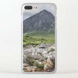 The Great Herdsman II Clear iPhone Case