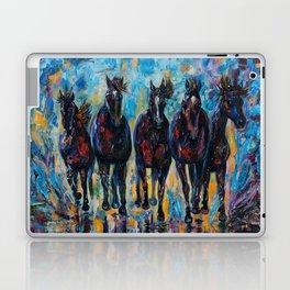 Roaming Free by OLenaArt/ Lena Owens Laptop & iPad Skin