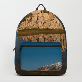 Mono Lake Reflections Backpack