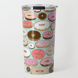 Donut Wonderland Travel Mug