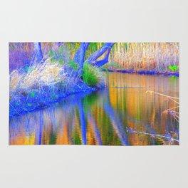 long river Rug