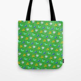 Ocarina of Time Pattern / Legend of Zelda Tote Bag
