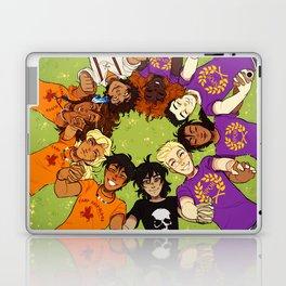 Olympus Heroes Laptop & iPad Skin