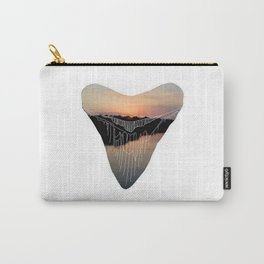 Shark Tooth Carry-All Pouch