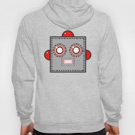 Retro Robot Heads Hoody