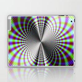 Fractal Moire Laptop & iPad Skin