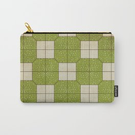 The floor of Western restaurants  Carry-All Pouch