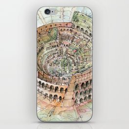 The Colosseo City iPhone Skin