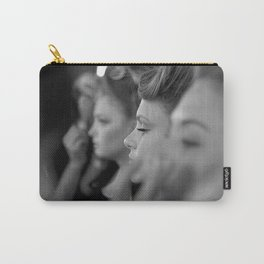 BOKEH BACKSTAGE MODELS Carry-All Pouch