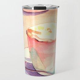 Two cups of coffee Travel Mug