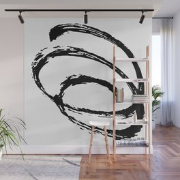 Spin Wall Mural