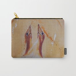 Crazy about you | Fou de toi Carry-All Pouch