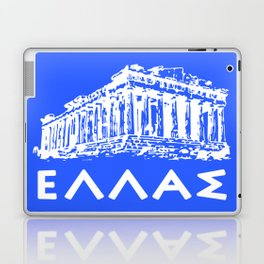 Greece, Hellas Laptop & iPad Skin