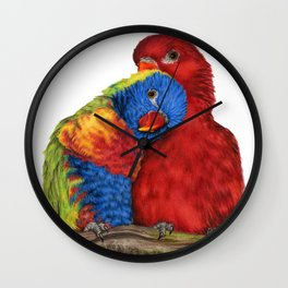 I'm All Yours Wall Clock