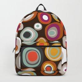 veneto boho spot chocolate Backpack