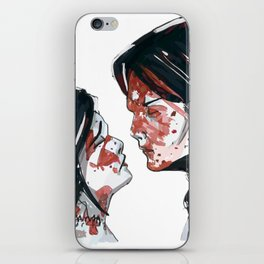 Demolition Lovers iPhone Skin