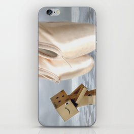 May I ask you to dance? iPhone Skin