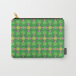 Hedge Maze Carry-All Pouch