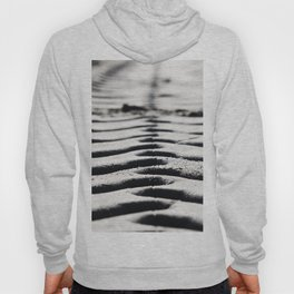 Traces in the sand 3 Hoody