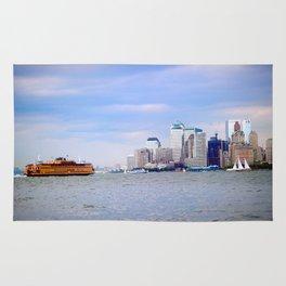 Staten Island Ferry Rug