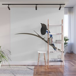 Magpie Wall Mural