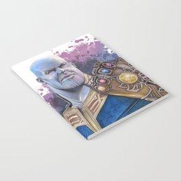 Thanos Notebook