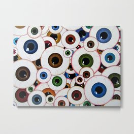 All Eyes On Me Metal Print