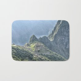 The Lost City of The Incas Bath Mat