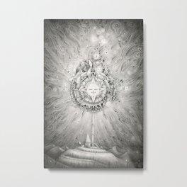 Moonlight Dream Caster Metal Print