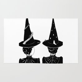 Two Witches Rug