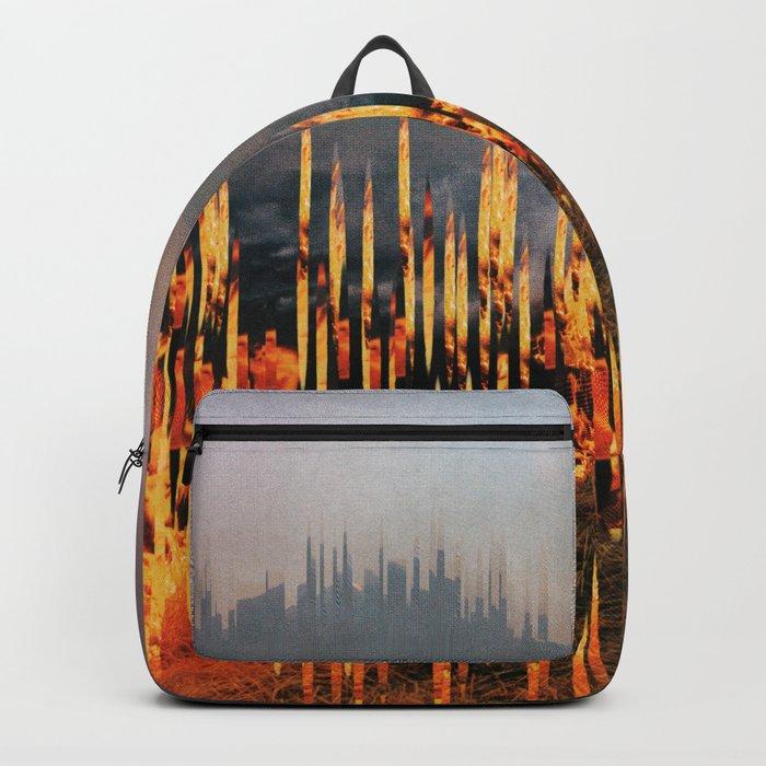 Deaths Backpack
