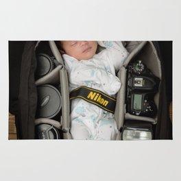 Nikon Love Rug