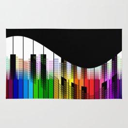 Feel the Music Rug