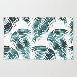 Maui Palm Leaf 2 green Rug