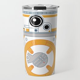 Minimal BB8 Droid Travel Mug