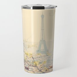 from atop the hill ... Travel Mug