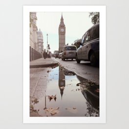 London Big Ben Art Print