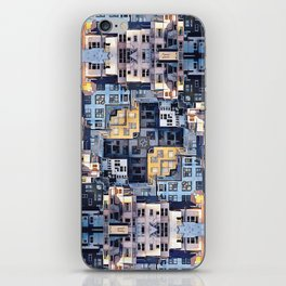 Community of Cubicles iPhone Skin