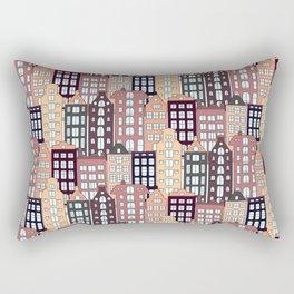 City patter Rectangular Pillow