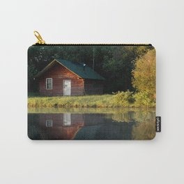 Horn River Cabin Carry-All Pouch