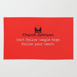 Follow Your Heart Rug