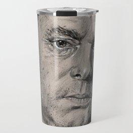 Christopher Hitchens Travel Mug