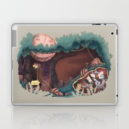 Insecurity forest Laptop & iPad Skin