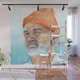 Steve Zissou Art Life Aquatic Wall Mural