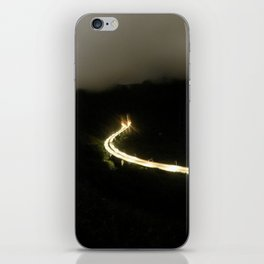 The Night I Found the Stairway to Heaven iPhone Skin