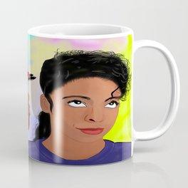 A Different World- Mr. Wayne and Ms. Gilbert Coffee Mug