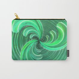Verde Glass Bow Carry-All Pouch