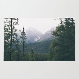 Jasper National Park II Rug