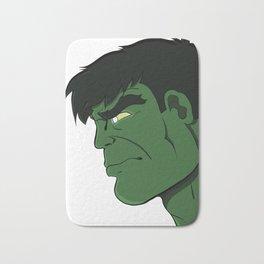 Hulk Stare Down Bath Mat