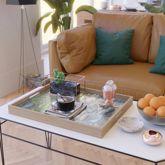 Cypress Serving Tray